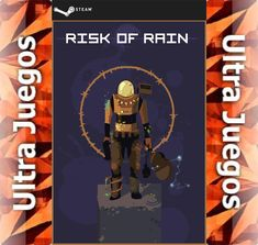 Risk of Rain (STEAM KEY) DIGITAL