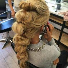 Bubble braids! Photos and Video tutorials!