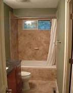 Check out this first rate thing - what an artistic type Shower Time, Walk In Shower, Shower Doors, Semarang, Smooth Concrete, Marble Showers, Olive Garden, White Shower
