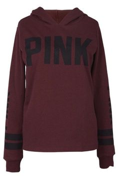 9d3c597d35 victorias secret pink hoodie  fashion  clothing  shoes  accessories   womensclothing  activewear. Colorful HoodiesHooded SweatshirtsCute ...
