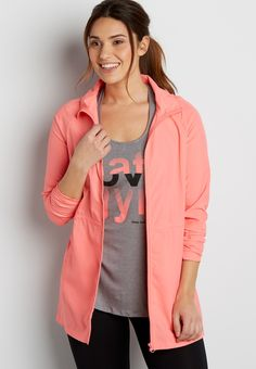 windbreaker anorak jacket (original price, $39.00) available at #Maurices