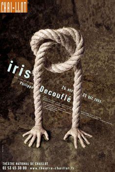 Iris Théâtre National de Chaillot Michal Batory