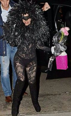 """Lady Gaga out + about in NYC on her birthday ("""""""")("""""""") <3 ;)*"""