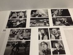 The Big Lebowski 5 Movie Photos Jeff Bridges John Goodman Press Kit Jon Turturro #TheBigLebowski