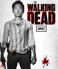 The Walking Dead Season 3 Black & White Character Portraits