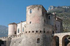 Castello Pandone - Venafro