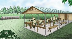 outdoor gun range design - Google Search