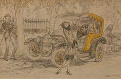 WALTER GRANVILLE-SMITH (American, 1870-1938)