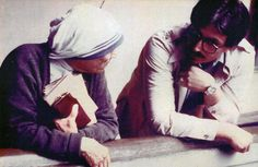 """""""Mother changed my life"""": Friends remember Mother Teresa 