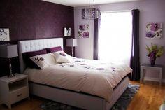 Newest Purple Bedroom Design Ipc452 - Newest Bedroom Design - Al Habib Panel Doors