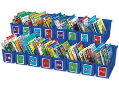 Leveled Books Classroom Library 1  I want this for my classroom need a donation!