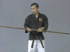 Ultimate Bo At Home Follow Along Lesson -- beginner bo staff training - YouTube