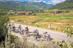 In case you didn't know, there's a three-day stage race for women that happens during the USA Pro Cycling Challenge, drawing some of the top female cyclists in the US and Europe