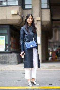 street style bag london