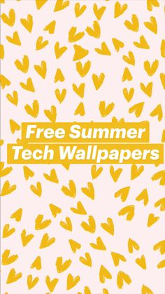 Free Summer Tech Wallpapers