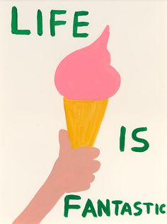Congrats to David Shrigley on being shortlisted for the Turner Prize!