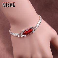 2015 new arriale  Fashion Crystal Stone   Bracelets For Women Friendship Bracelets Femme Jewelry -- Find out more by clicking the image