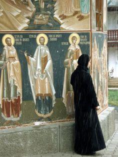 veneration of icons