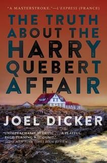 4/5..That summer, struggling author Harry fell in love with 15yo Nola. 33 years later, her body is dug up from his yard, along with a manuscript copy of the novel that made him a household name. Quebert is the only suspect.  Marcus Goldman - Quebert's most gifted protege - throws off his writer's block to clear his mentor's name. Solving the case and penning a new bestseller soon merge into one.  But with Nola, in death as in life, nothing is ever as it seems.