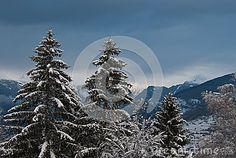 So it is how looks like the Alps after a snowfall. Stock Foto, Alps, Wallpaper, Mount Everest, Mountains, Nature, Travel, Beautiful, Images Of Landscapes