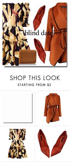 """Blind"" by soks ❤ liked on Polyvore featuring Boohoo, Dolce&Gabbana and polyvoreeditorial"