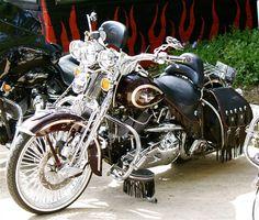 Very nice Harley Davidson Springer Harley Davidson Chopper, Harley Davidson News, Harley Davidson Motorcycles, Custom Motorcycles, Indian Motorcycles, Hell On Wheels, Harley Bikes, Custom Harleys, Cool Bikes