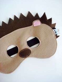 This awesome eye mask: | Community Post: 19 Adorable Things For Anyone Who's Obsessed With Hedgehogs