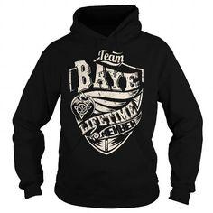 TEAM BAYE LIFETIME MEMBER (DRAGON) - LAST NAME, SURNAME T-SHIRT T-SHIRTS, HOODIES (39.99$ ==► Shopping Now) #team #baye #lifetime #member #(dragon) #- #last #name, #surname #t-shirt #shirts #tshirt #hoodie #sweatshirt #fashion #style