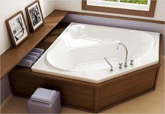 деревянный короб для ванны - Поиск в Google
