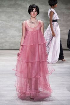 Malan Breton - New York Fashion Week - Fall 2015