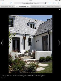 Best Blue Stucco House Exterior Pinterest Dream A House Pinterest House Exterior Colors 640 x 480