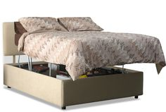 Easy Bed Making Plus Storage Bed