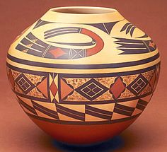 I love Indian (specifically Hopi) designs ..
