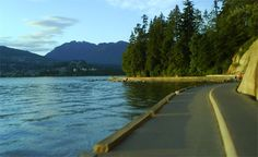Find information about Vancouver's seawall – where it is, what to see and do along the Seawall, and a map of the Seawall. Places Ive Been, Places To Go, Parks And Recreation, Google Images, Vancouver, River, Beach, Pictures, Outdoor