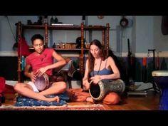 Raquy and Natalia Doumbek Piece - YouTube