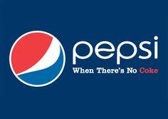 Honest brand slogan for Pepsi