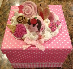 "Candy Box Cuties ""Party in Pink"" Gift Set"