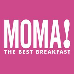Moma! || Making oats more awesome! Moma makes and sells a delicious range of products made from low-fat natural probiotic yoghurt, wholegrain jumbo oats soaked in apple juice and fruit.