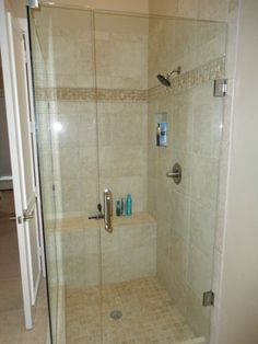 My shower isn't big enough to have this bench built in but a narrower one would be good for product and to shave legs.