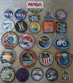 1000+ images about NASA Space Patches on Pinterest   Space ...