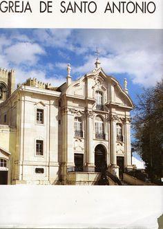 Igreja de Santo António   VITALIVROS