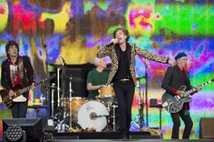 Rolling Stones No. 1 on List of Top 25 Live Artists Since 1990