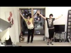 Dan and Phil GET DOWN -- possibly my favorite Dan and Phil video EVER