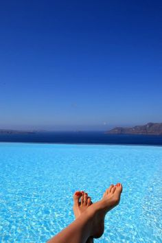 Santorini, Greece Rated top 5 island in the world 2013--#5