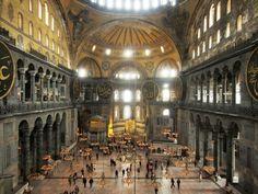 Santa Sofia - Estambul,Turquía.