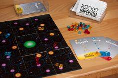 Pocket Imperium - a free PnP game