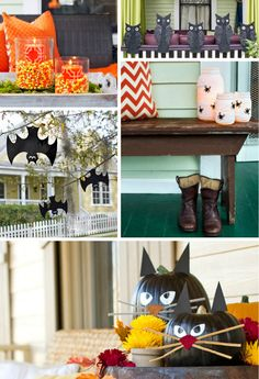 150+ Halloween Party Ideas for the Spookiest Bash Ever | Behind the Scenes at HGTV | HGTV
