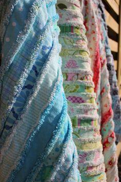 My favorite handmade baby blankets!