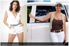 Actriz mexicana se quedó sin trabajo en Televisa y ahora es taxista