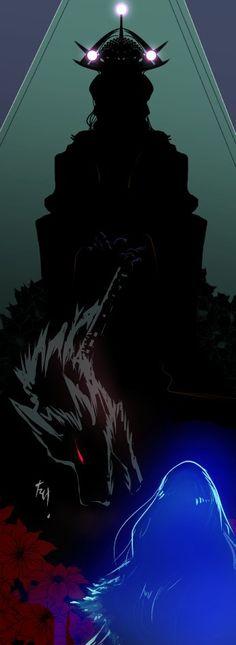Lúthien before Morgoth